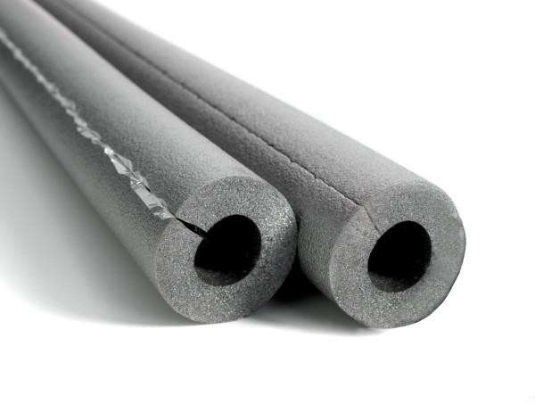 PE Rohrisolierung 35 x 9 mm 2 m auf 2 x 1 m geschnitten
